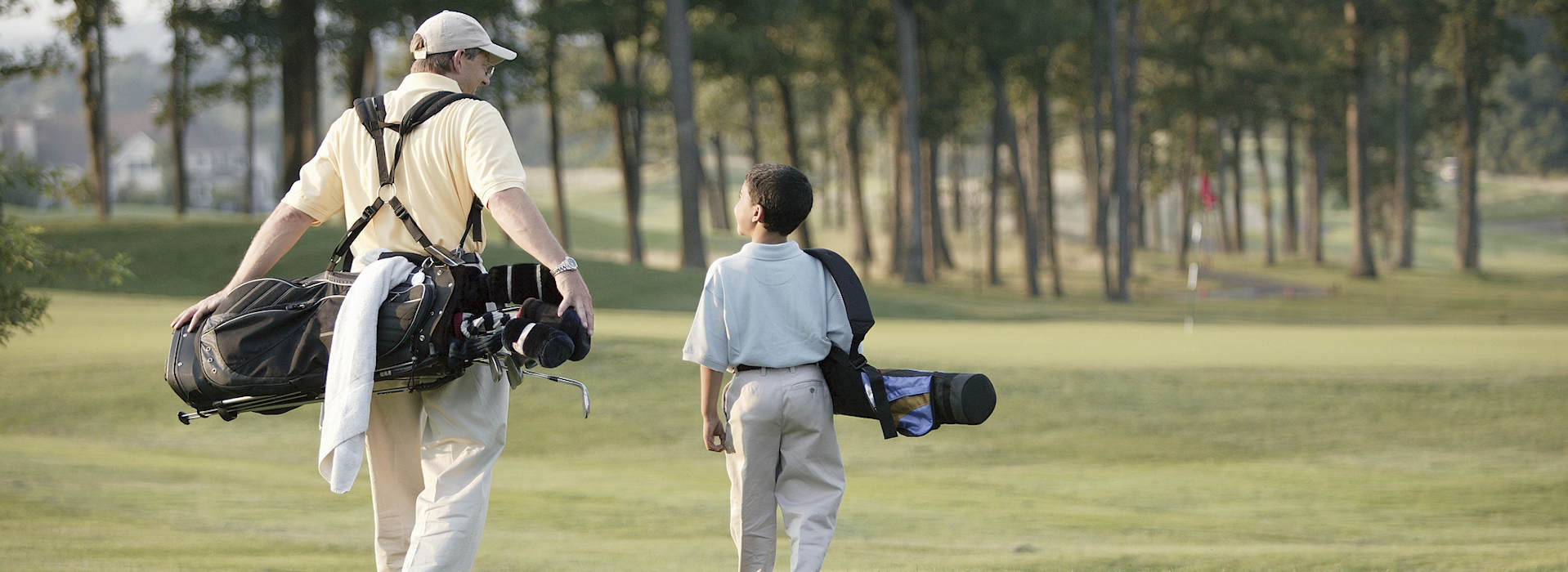A Walk in the Park – Golf's Health Benefits